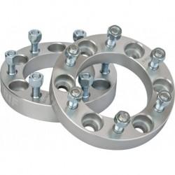 Проставки колесные РИФ 6x139.7, центр. отв. 108 мм, толщ. 30 мм, 12x1.5 (2 шт.)