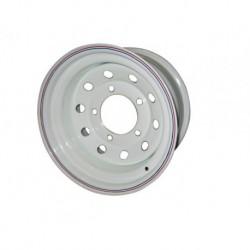 Диск усиленный Тойота Ленд Крузер 100/105 стальной белый 5x150  8xR16 d113 ET-14
