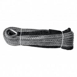 Трос для лебедки синтетический 12 мм/25 м (готовый)