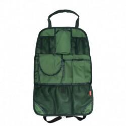 Органайзер на спинку сиденья 400х600 мм (кордура, тёмно-зелёный), Tplus