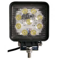 Фара дальнего света РИФ 110 мм 27W LED