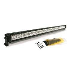 Фара светодиодная 44  комбинированный свет 24 LED с фильтром