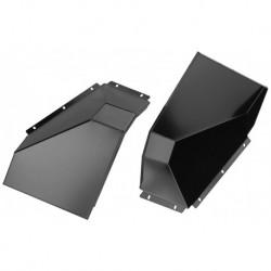 Защита бачка омывателя под бампер РИФ для Mitsubishi L200 2015+