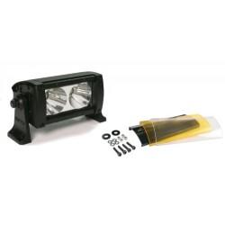 Фара Wurton светодиодная 5  дальний свет 2 LED с фильтром