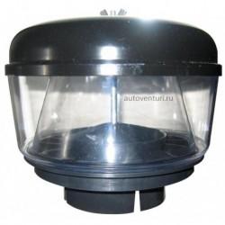 Насадка Telawei на шноркель с предочистителем воздуха прозрачная (диаметр 3 )