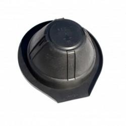 Насадка на шноркель с предочистителем воздуха грибовидная (диаметр 3 )