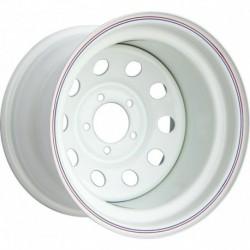 Диск усиленный JEEP стальной белый 5х114,3 10xR15 d84 ET-50