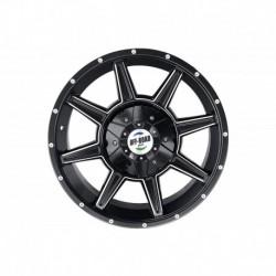 Диск Тойота Ленд Крузер 100/200 литой черный 5x150 8xR18 d110 ET+30