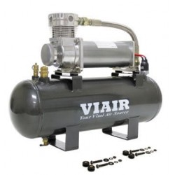 Ресивер 7,5 л в сборе с компрессором 480С 55% при 15 атм 100% при 9 атм