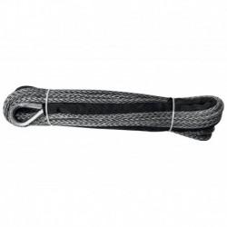 Трос для лебедки синтетический 10 мм/25 м (готовый)