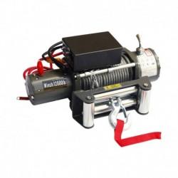 Лебёдка электрическая 24V Electric Winch 12000 lbs 5443 кг (влагозащищенная)