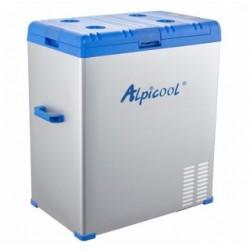 Холодильник автомобильный ALPICOOL 75 л 12/24/220 В