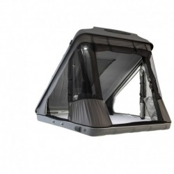 Палатка на крышу автомобиля Discovery XXL Evo  белая 160х224 см