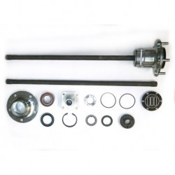 Комплект разгруженных полуосей НИВА (24 шлица/765 мм) без ABS