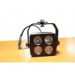 Фара дальний свет 4LED 40W