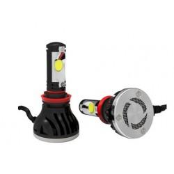 Лампы светодиодные HB4 9006 12V-24V 24W с вентилятором (к-т 2 шт.)