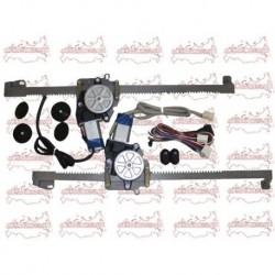 Электро-стеклоподъемники УАЗ 452  Гранат  (установочный комплект)