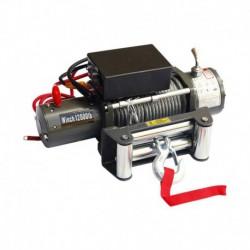 Лебёдка электрическая 12V Electric Winch 12000 lbs 5443 кг (влагозащищенная)