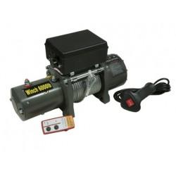 Лебёдка электрическая 12V Electric Winch 6000 lbs 2722 кг (влагозащищенная)