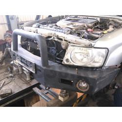 "Пример тюнинга"" Nissan Patrol Y61 в Манжурии"""